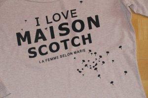 Scotch & Soda Shirt / Longsleeve Gr. 2/M
