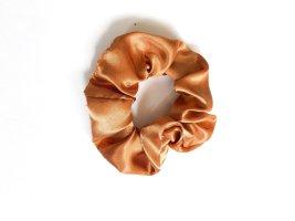 Scrunchie Satin bronze