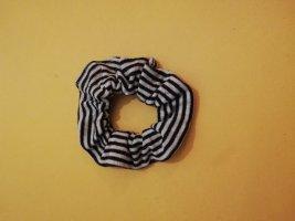 Ribbon white-black