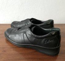 Remonte Zeilschoenen zwart Leer