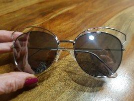 Sehr coole, verspiegelte Sonnenbrille