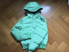 Peuterey Kurtka zimowa zielony neonowy-zielona łąka