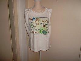 sehr gut erhaltenes trägerloses t-shirt,von x-mail,grösse xxl,44/46