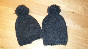 Ohne Bobble Hat black polyester