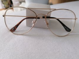Woman for H&M Glasses gold-colored