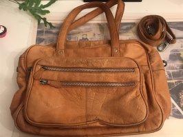 Sehr schöne Lederhandtasche