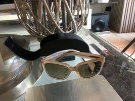 Sehr schöne Prada Sonnenbrille beige/braun mit etui.