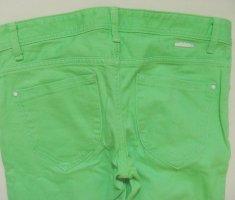 Adidas NEO Vaquero skinny verde pradera tejido mezclado