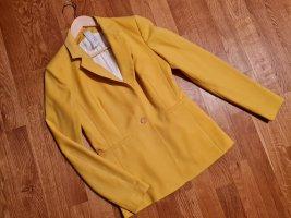 Drykorn Klassischer Blazer geel