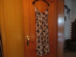 Laura Torelli Jersey Dress multicolored