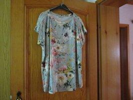 Laura Torelli Long Shirt multicolored