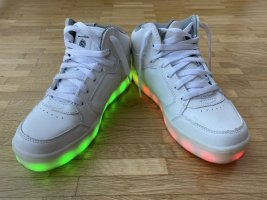 Skechers Zapatos de patinador blanco