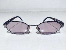 Fendi Gafas de sol ovaladas multicolor metal