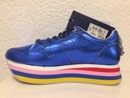 Cetti Sneaker stringata blu