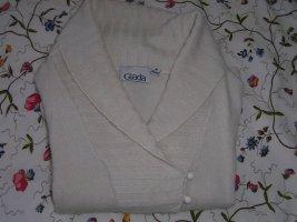Seide/Kaschmir- Pulli, Gr.42, cremefarben, sehr guter Zustand, GIADA
