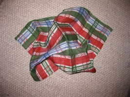 Eduard Meier Ed Meier Pocket Square multicolored silk