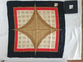 Cunard Pañuelo de seda multicolor Seda