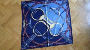 Gucci Neckerchief blue silk