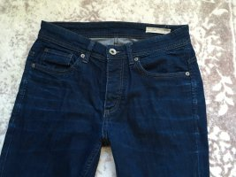 Selected Jeans Skinny 30/32 Größe 36 blau