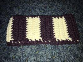 Crochet Cap white-lilac