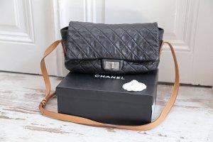 Seltene Chanel Tasche in Kaviarleder