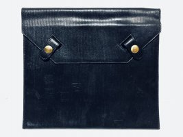 Seltene Vintage FENDI Clutch Bag Aktentasche