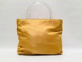 Seltene Vintage Prada Tote Bag mit Acryl-Henkeln