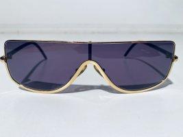 Gianfranco Ferré Gafas de sol cuadradas multicolor metal