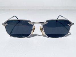 Police Angular Shaped Sunglasses multicolored metal