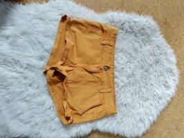 Pimkie Shorts sabbia-giallo