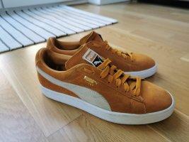 Senffarbene Sneaker wie neu