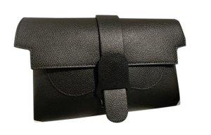 Senreve Aria Pebbled Leather Belt Bag