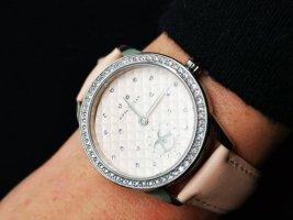 Sensation Watch Uhr Rosa Swarovski