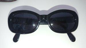 Sergio tacchini Lunettes de soleil ovales noir