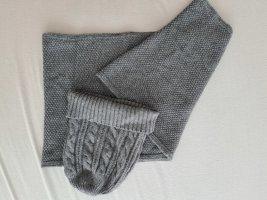Ludwig Beck Munich Chapeau en tricot gris
