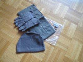 Fabric Hat khaki
