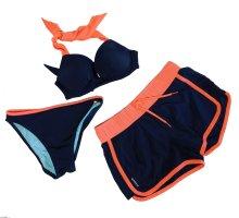 Set-Paket: Bikini und Boardshorts * ungetragen *