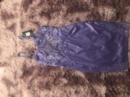 Sukienka gorsetowa jasny fiolet-fiolet