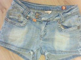 Sexy kurze helle Shorts von Jeans 34-36 xs-s 36 34