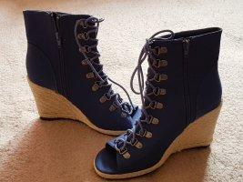 Sexy Sansibar Wedges/Schuhe