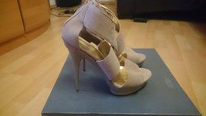 sexy Schuhe, hoher Absatz 13 cm, neue Größe 40.