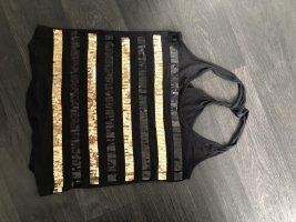 Batik Shirt black viscose