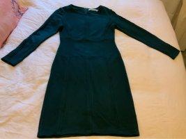 Sexy Stretch-Kleid in dunkelgrün