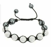 Shamballa Bracelet Seven 10mm Crystal und Hämatit Armband