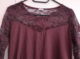 Shirt 3/4 Arm lila