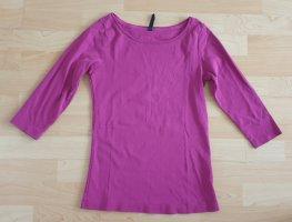 Shirt 3/4 Arm Pink Gr M