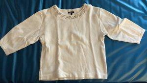 More & More Camisa holgada blanco