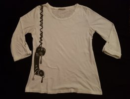 40 Grad T-shirt bianco