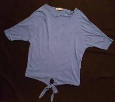 40 Grad T-shirt azzurro-azzurro Cotone