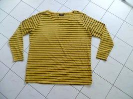 Shirt für Business und Alltag Rundhalsausschnitt Benotti Gr.48 senfgelb NEU